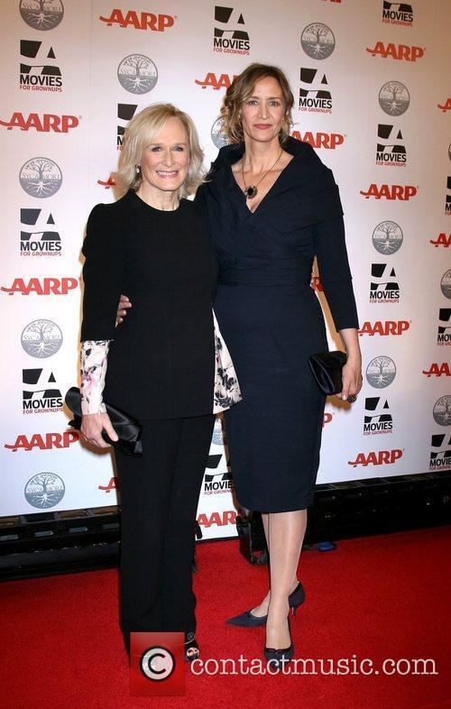 Glenn Close, Janet McTeer  AARP's 11th Annual...