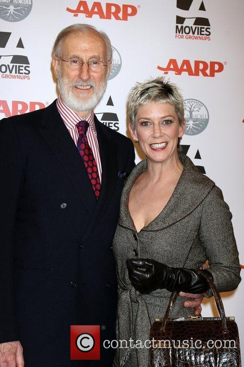 James Cromwell, Patricia Ward Kelly  AARP's 11th...