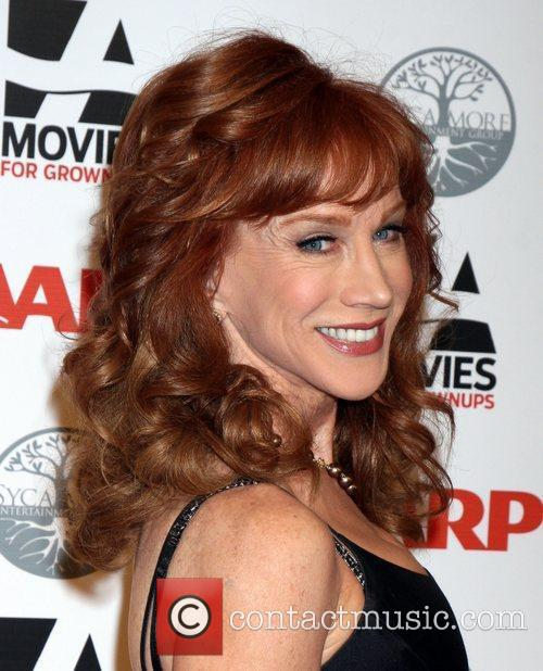 Kathy Griffin  AARP's 11th Annual Movies For...