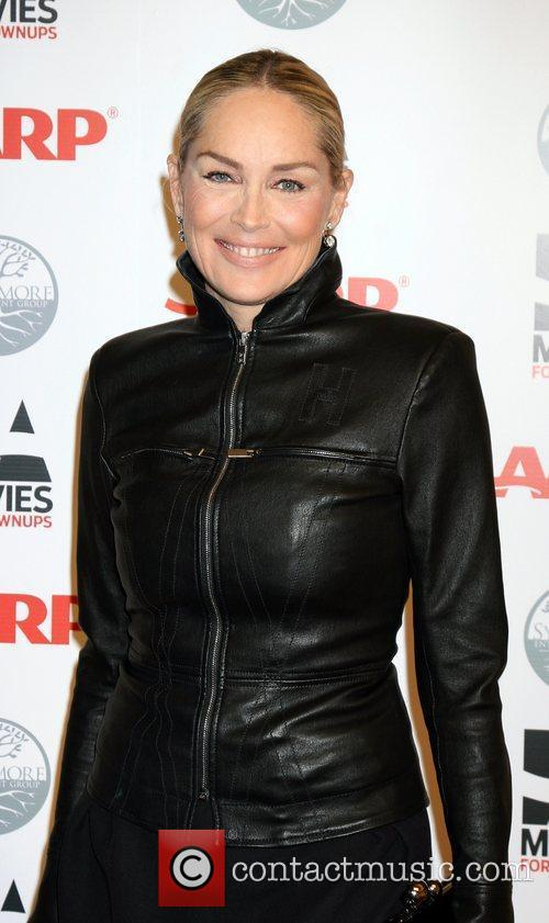 Sharon Stone  AARP's 11th Annual Movies For...