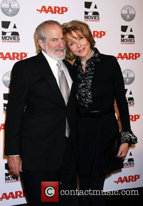Stephen Jaffe, Susan Blakely  AARP's 11th Annual...