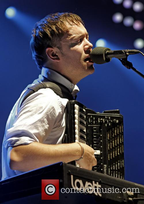 Mumford & Sons and Manchester Arena 4