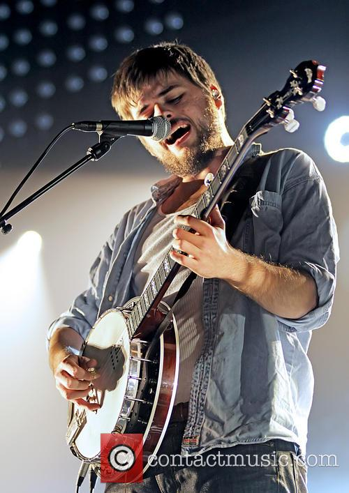Mumford & Sons and Manchester Arena 3