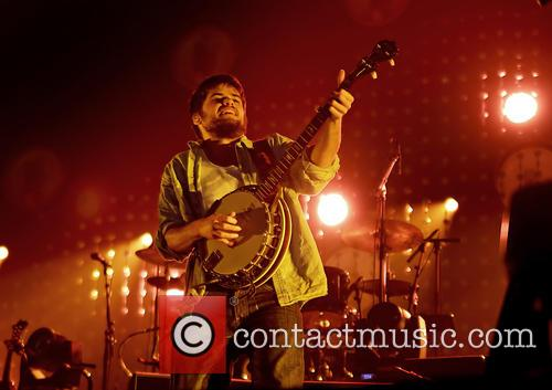 Mumford & Sons and Manchester Arena 1