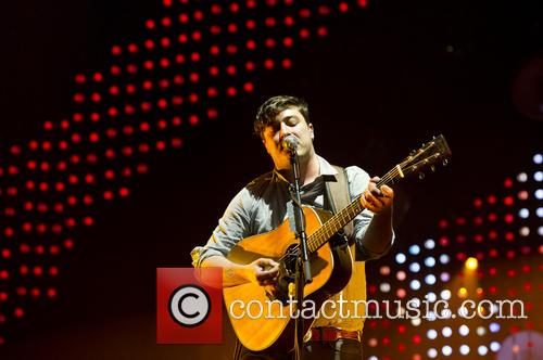 Mumford & Sons and O2 Arena 2