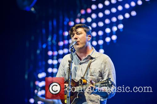 Mumford & Sons and O2 Arena 4