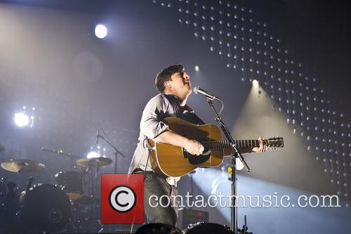 Mumford & Sons and O2 Arena 10