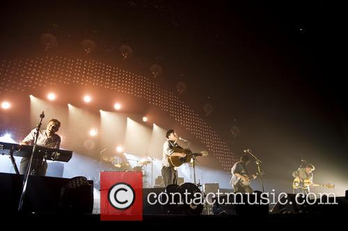 Mumford & Sons and O2 Arena 11