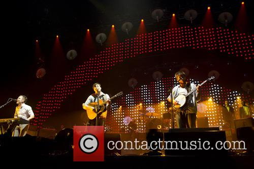 Mumford & Sons and O2 Arena 9