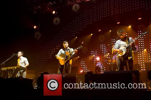 Mumford & Sons and O2 Arena 1