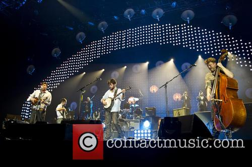 Mumford & Sons and O2 Arena 7