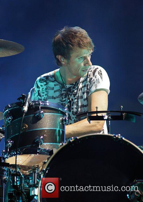 Muse Drummer Dom Howard