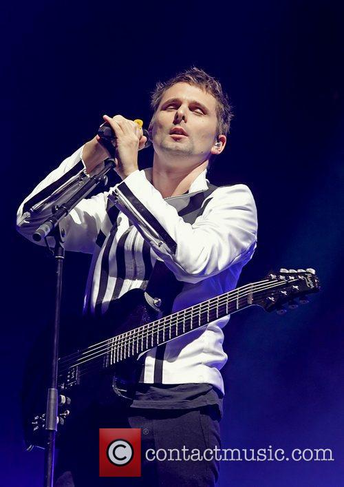 Matt Bellamy and Muse 13