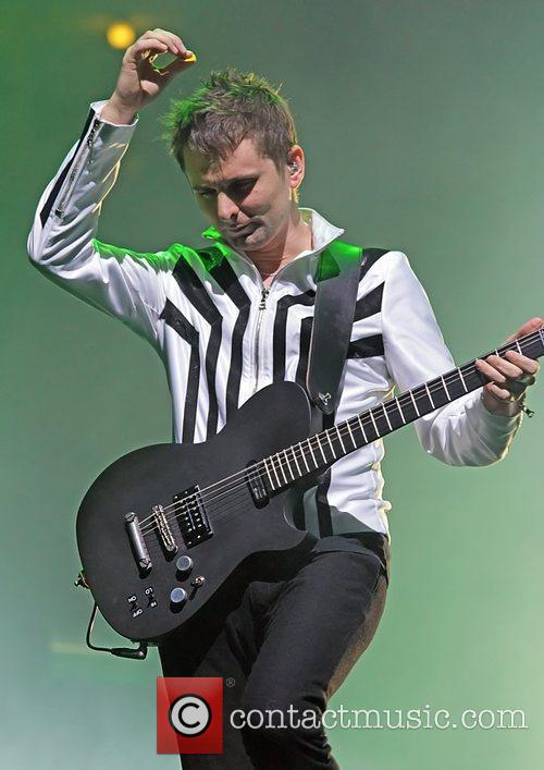 Matt Bellamy and Muse 8
