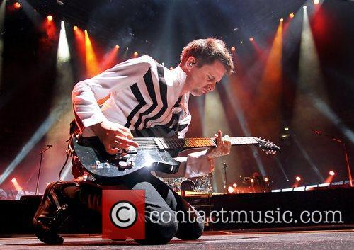 Matt Bellamy and Muse 9
