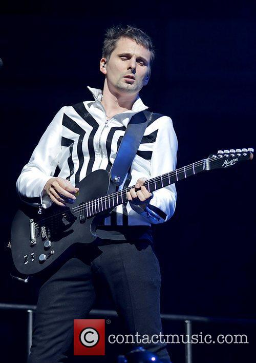 Matt Bellamy and Muse 6