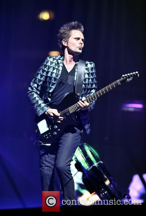 Muse and Hartwall Arena 8