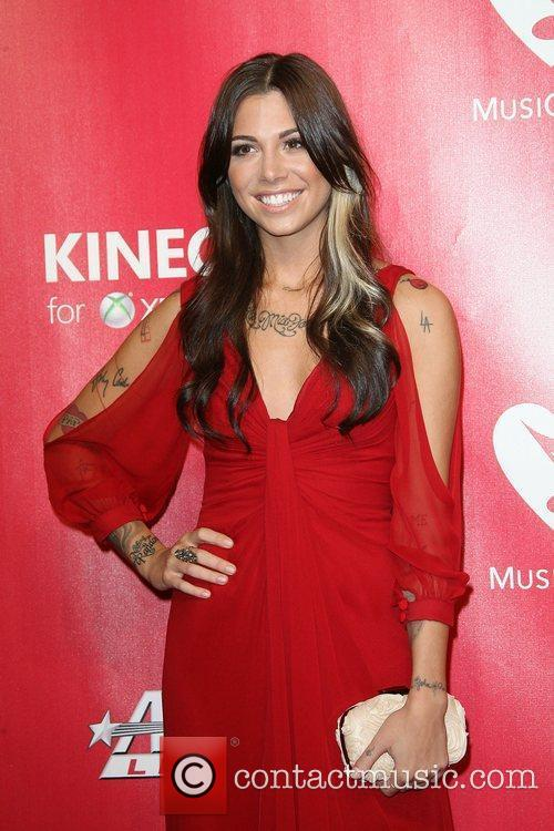 Christina Perri 2012 MusiCares Person Of the Year...