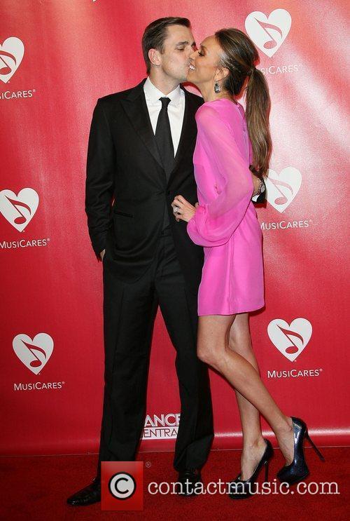 Giuliana Depandi and Bill Rancic 1