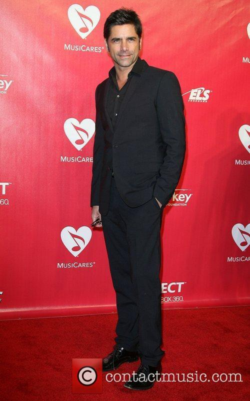 John Stamos 2012 MusiCares Person Of the Year...