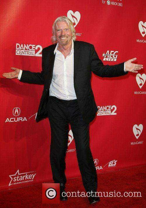 Richard Branson 2012 MusiCares Person Of the Year...