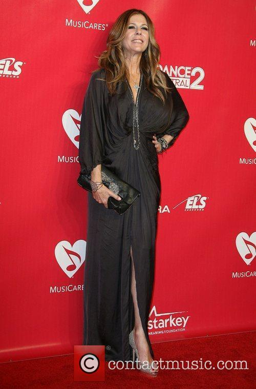Rita Wilson 2012 MusiCares Person Of the Year...