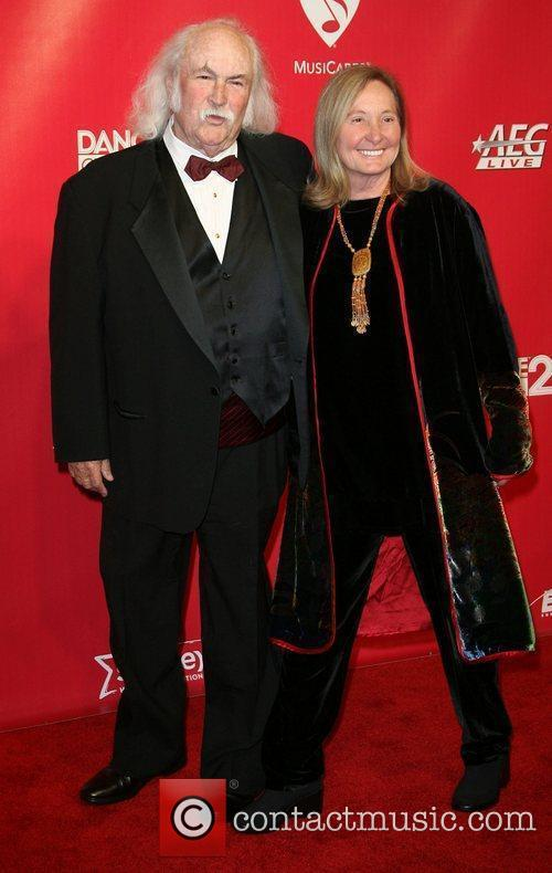 Guests 2012 MusiCares Person Of the Year Gala...