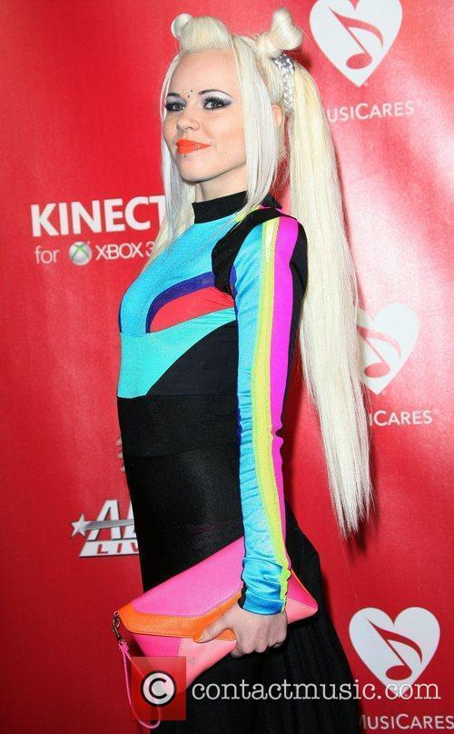 Kerli 2012 MusiCares Person Of the Year Gala...
