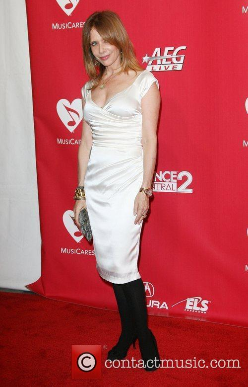 Rosanna Arquette 2012 MusiCares Person Of the Year...