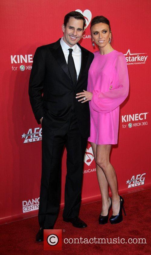 Bill Rancic and Giuliana Depandi 9