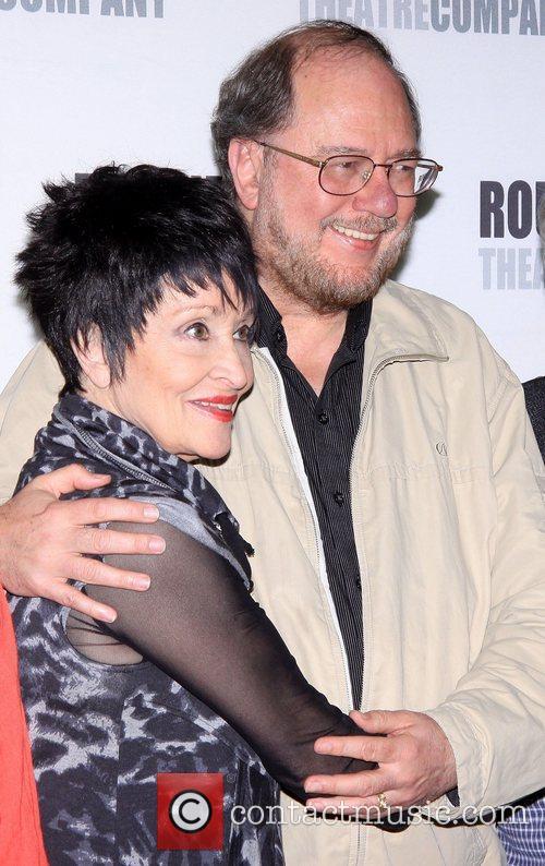 Chita Rivera and Rupert Holmes 2