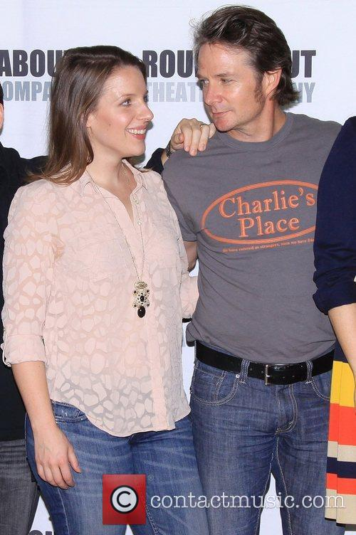 Jessie Mueller and Peter Benson 4