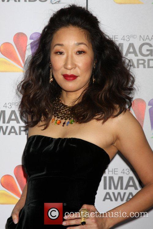 Sandra Oh NBC