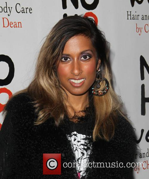 Anjulie NOH8 Celebrity Studded 4th Anniversary Party at...