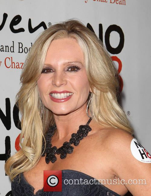 Tamra Barney NOH8 Celebrity Studded 4th Anniversary Party...