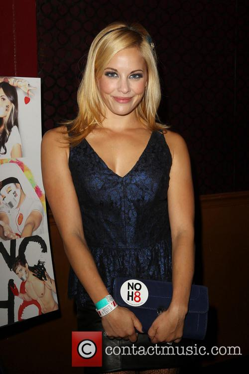 Amy Paffrath NOH8 Celebrity Studded 4th Anniversary Party...