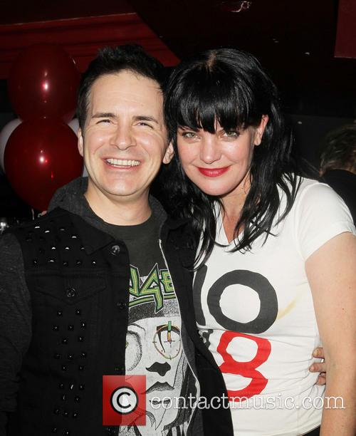 Hal Sparks and Pauley Perrette 4