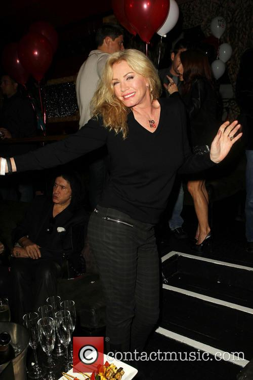 Shannon Tweed NOH8 Celebrity Studded 4th Anniversary Party...