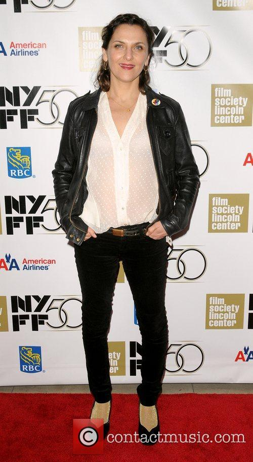 Attend the 50th Annual New York Film Festival...