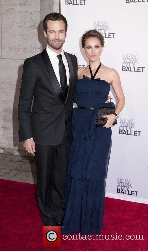 Natalie Portman, Benjamin Millipied
