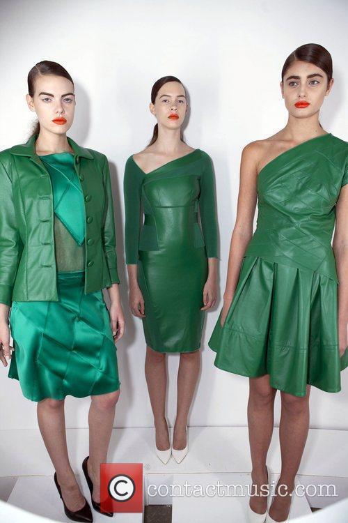 models mercedes benz new york fashion week 4072173