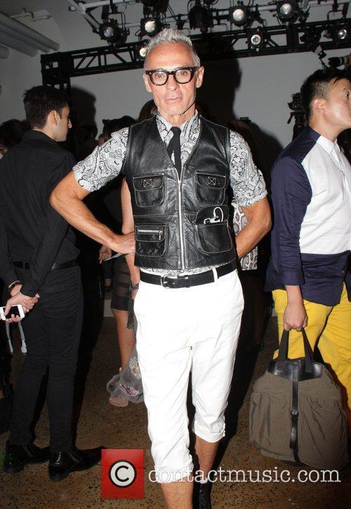 Corey Grant Sipkin Mercedes-Benz New York Fashion Week...