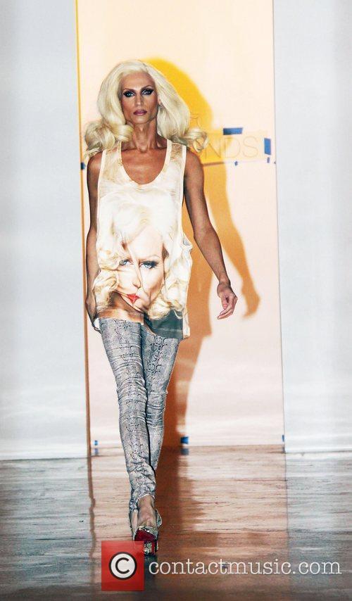 Phillipe Blond Mercedes-Benz New York Fashion Week Spring/Summer...