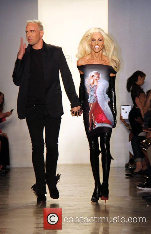David Blond and Phillipe Blond Mercedes-Benz New York...