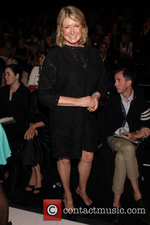 Martha Stewart, New York Fashion Week