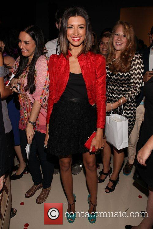 India De Beaufort and New York Fashion Week 2