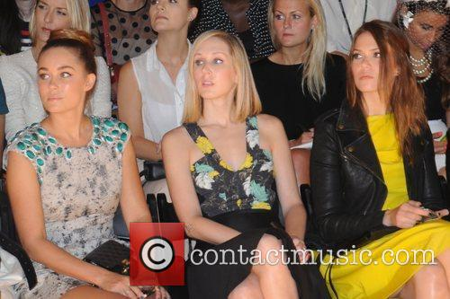 Lauren Conrad, Mandy Moore, New York Fashion Week