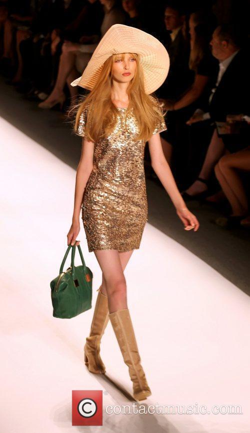 Model, Rachel Zoe and New York Fashion Week 2