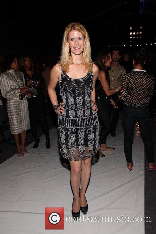 Alex McCord Mercedes-Benz New York Fashion Week Spring/Summer...