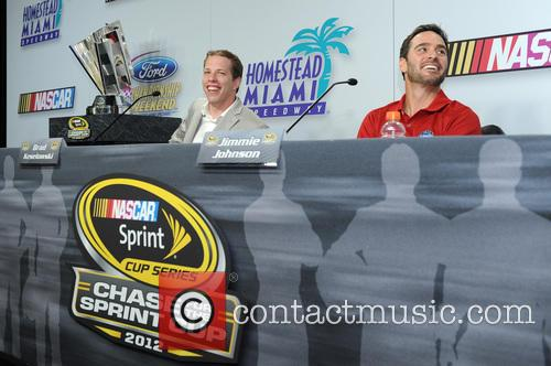 Featuring: Brad Keselowski, Jimmie Johnson